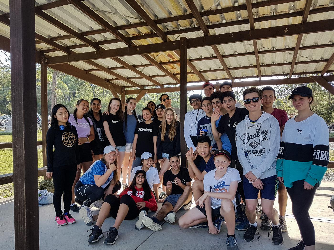 2017 Year 9 Camp Photo-287